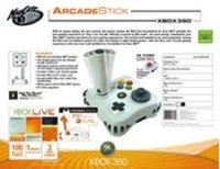 XBox Live Arcade Stick, mando al estilo recreativa