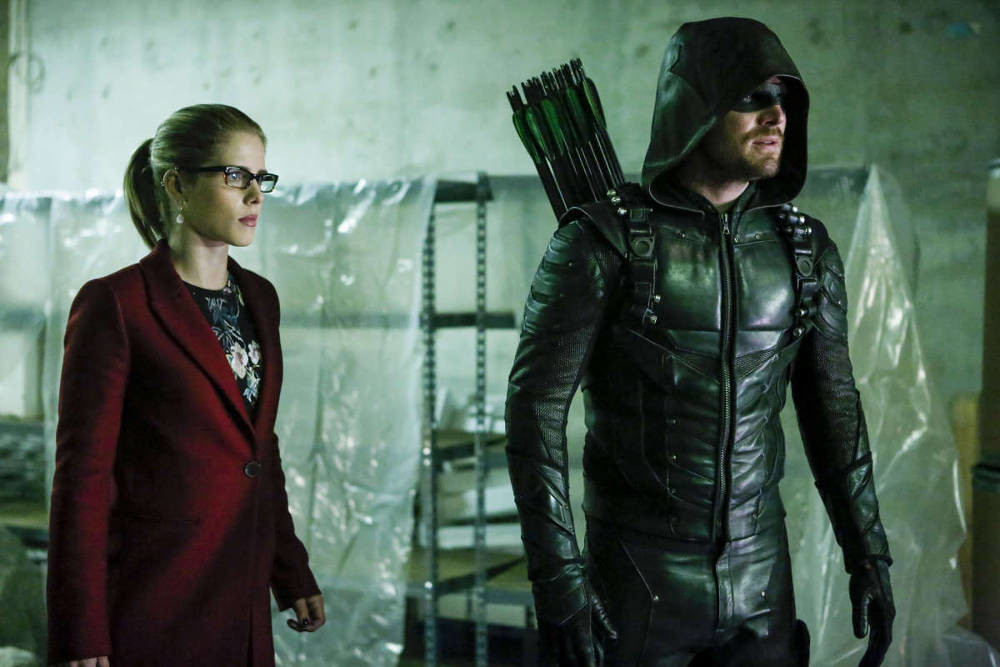 Still From The Cws Arrow Season 5