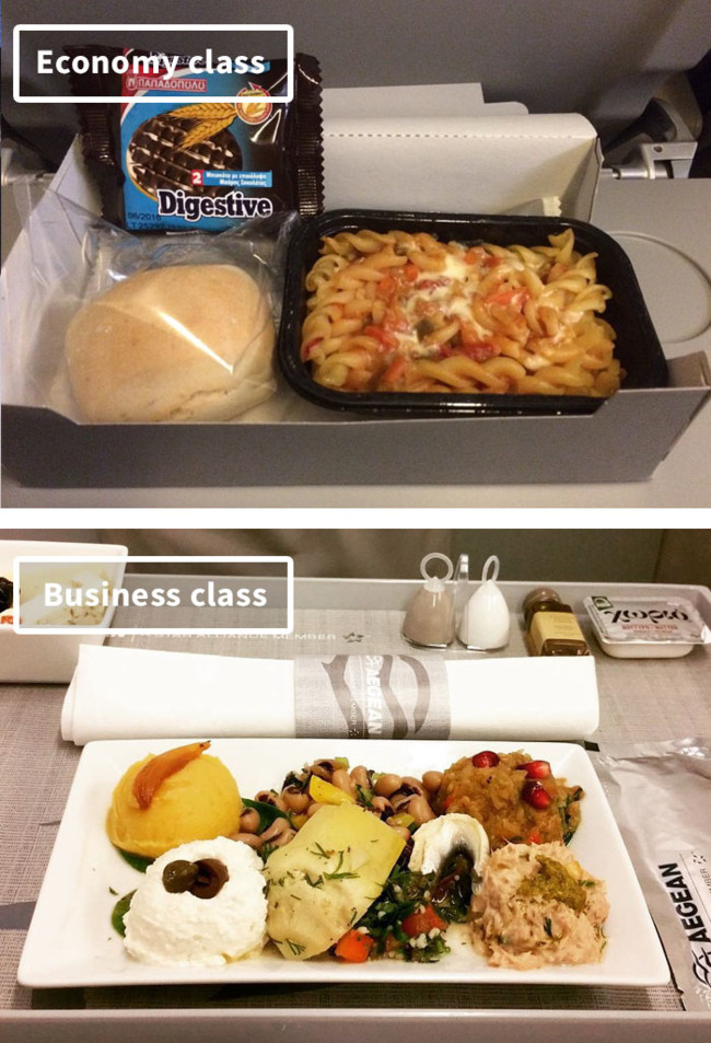 Airline Food 09