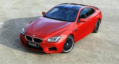 G-Power BMW M6 Coupé