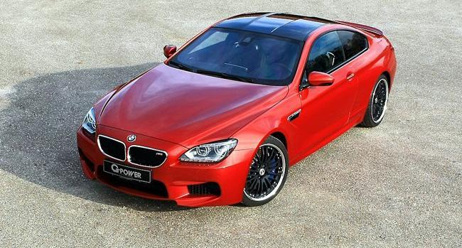 G-Power BMW M6 Coupé