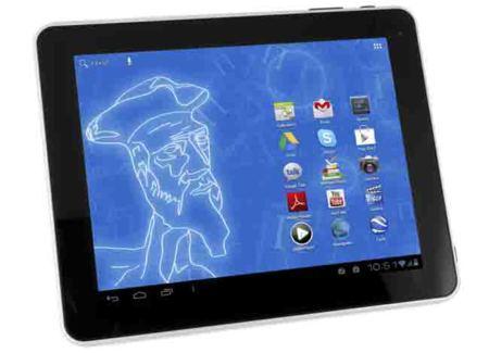 Llega a España el Papyre Pad 970, un tablet Android 4.0 con contenido propio