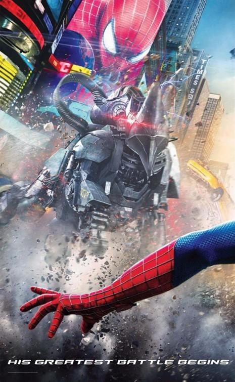Foto de 'The Amazing Spider-Man 2: El poder de Electro', carteles (2/15)