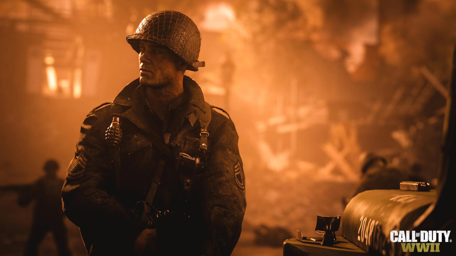 Foto de Call of Duty: WWII (1/4)