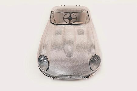 Jaguar E Type Hal Scale Cars Cristales Swarovsky 8