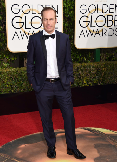 Odenkirk Bob Calvin Klein Collection Golden Globe Awards 011016 Ph Afp Global 6 Mos