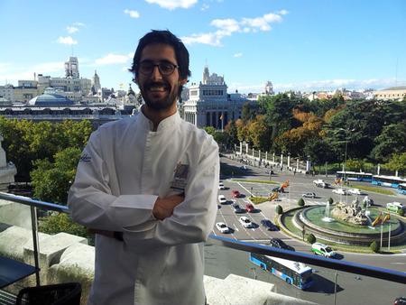 Entrevista a Javier Muñoz, nuevo director del restaurante y terraza del Palacio Cibeles