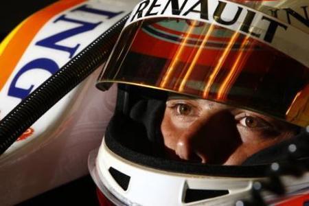 Nelsinho Piquet no siente presión por parte de Renault