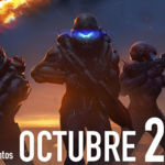 Guía de lanzamientos: octubre de 2015
