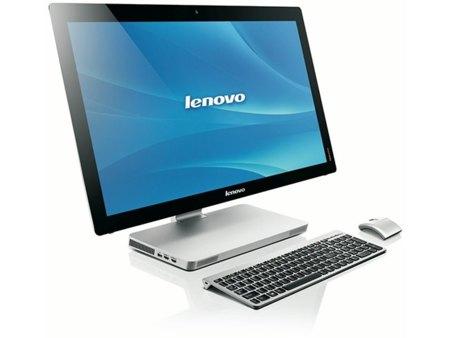 Lenovo IdeaCentre A730 son 27 pulgadas táctiles de 'all-in-one'
