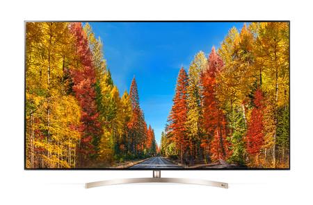Nueva tele LG de la gama 2018