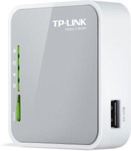 TL-MR3020 crea una red WiFi donde quieras