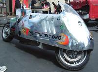 Moto biodiesel