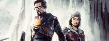 Todos los juegos de la saga 'Half-Life' están gratis en Steam como aperitivo antes del lanzamiento de 'Half-Life: Alyx'