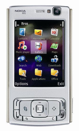 Premio para el Nokia N95