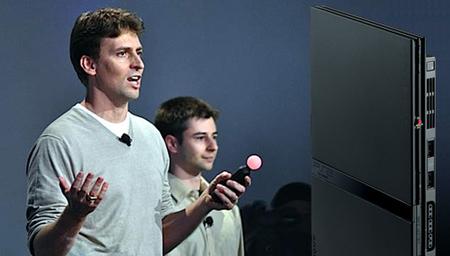 El controlador de movimiento que presentó Sony en el E3 se creó para PS2