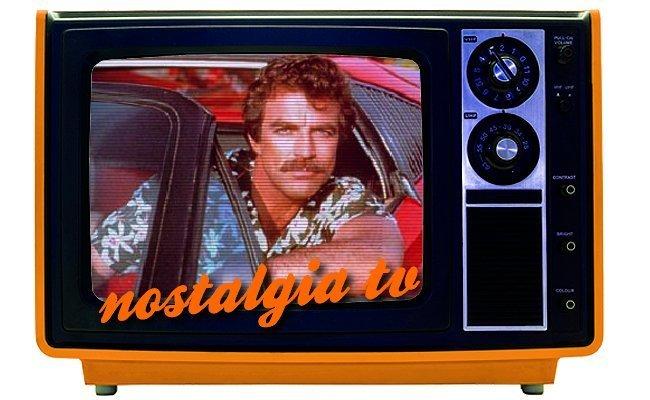Magnum, en Nostalgia TV