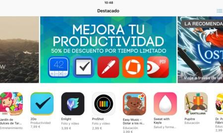 Las principales apps de productividad en iOS, a mitad de precio por tiempo limitado