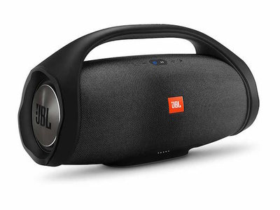 JBL Boombox, un enorme altavoz portátil Bluetooth para amenizar tus fiestas
