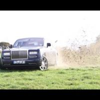 Un Rolls-Royce Phantom Series II...¿de tramo off-road?