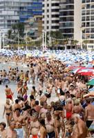 Cuatro regiones españolas, entre las que más turistas europeos atraen