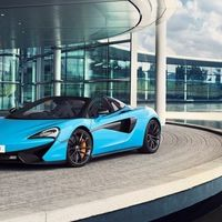 McLaren rompe la marca de 15,000 unidades fabricadas en tan sólo 7 años
