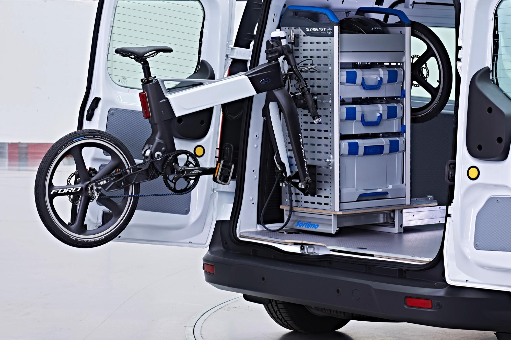 Foto de Ford Mode:Me y Mode:Pro, bicicletas eléctricas (11/16)