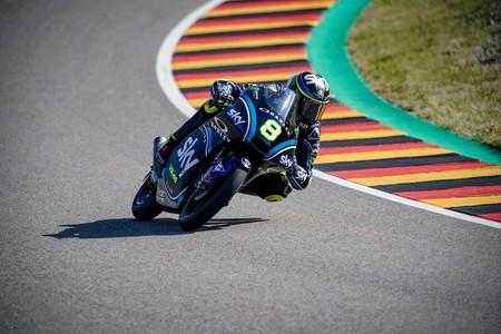 Nicolo Bulega Gp Alemania Moto3 2018