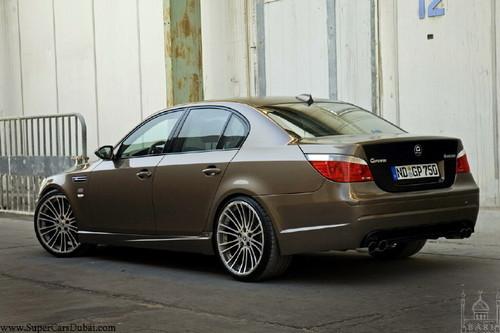 Foto de BMW M5 Hurricane G-Power (9/16)