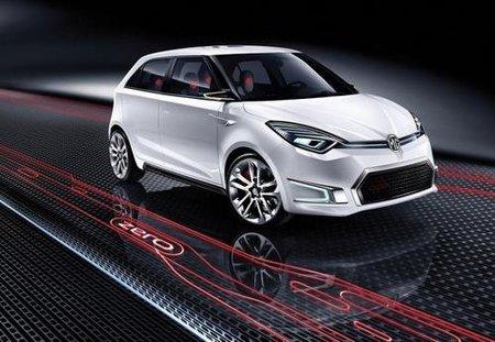MG ZERO Concept, mitad británico mitad chino
