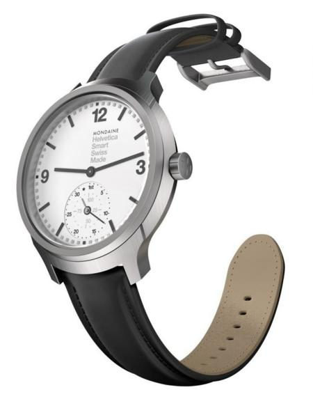 Mondaine Helvetica Smart Swiss Watch