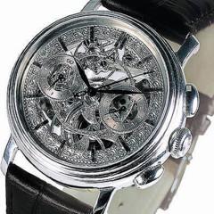 Foto 1 de 6 de la galería relojes-de-lujo-cronografos-leo-tolstoi-de-alexander-shorokhoff en Trendencias