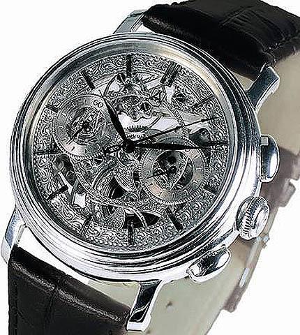 Foto de Relojes de Lujo: cronógrafos Leo Tolstoi de Alexander Shorokhoff (1/6)