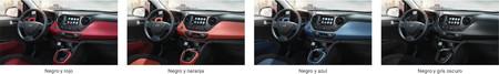 Hyundai I10 2017 Tonos Interior