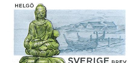 La estatua de Buda que recorrió más de 5.000 increíbles kilómetros para terminar en manos de un vikingo