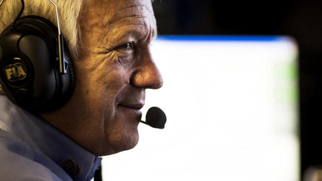 Tragedia en el mundial de Fórmula 1: muere Charlie Whiting, el eterno director de carrera de la F1