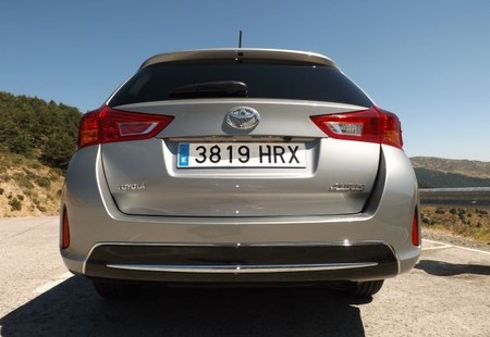 Toyota Auris Touring Sports 120D Active Cromados Pack Look