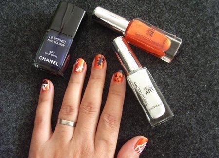 Maquillaje Halloween: algunas ideas fáciles para manicuras divertidas
