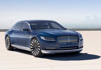 Lincoln Continental Concept, o por qué un americano te contará mejor que nadie un concept tan americano