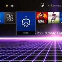 Una aplicación para jugar a PS5 en remoto aparece por sorpresa en PS4