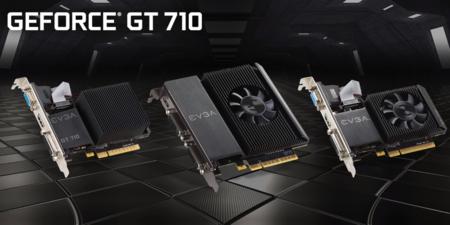 EVGA GeForce GT 710, es momento de olvidar los gráficos integrados