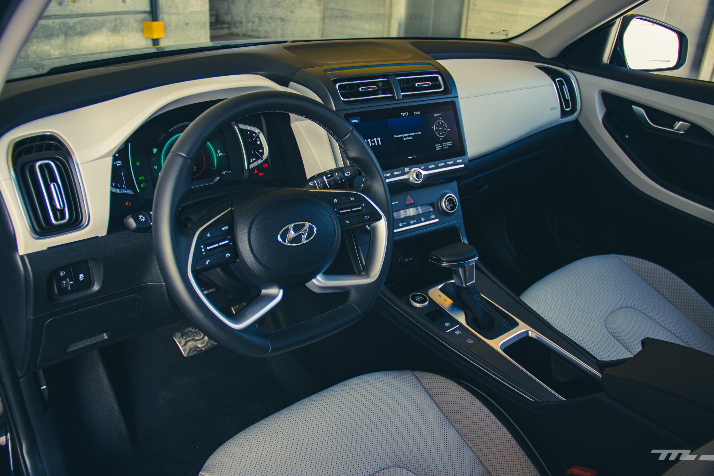 Foto de Hyundai Creta Limited Turbo: prueba de manejo en México (36/43)
