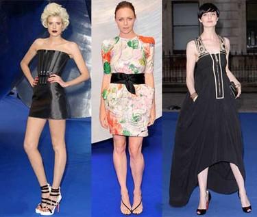 Gala en la Royal Academy of Arts: las británicas muestran su estilo