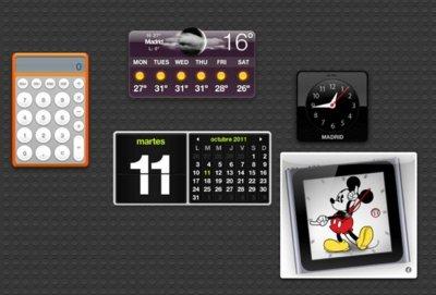 Usa el nuevo reloj de Mickey Mouse del iPod nano en Mac