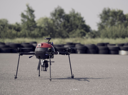 Sony nos enseña en funcionamiento a sus dos primeros drones Aerosense