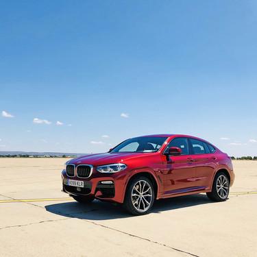 Probamos el BMW X4 2018, el SUV que combina confort, dinamismo y estilo como ningún otro
