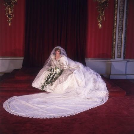 lady di vestido novia