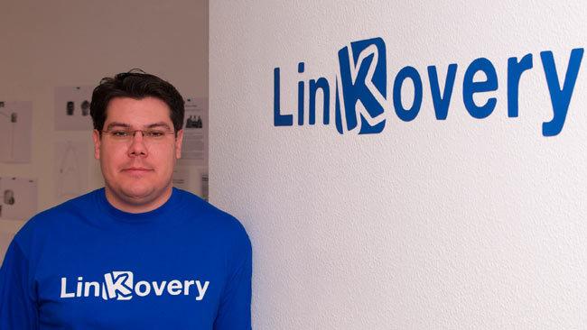 Mariano Torrecilla, CEO de Liknovery