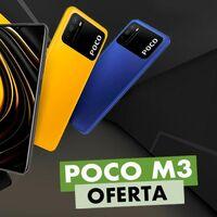 El smartphone de Xiaomi para presupuestos ajustados ahora es más barato en eBay: Poco M3 por menos de 110 euros con el cupón PQ12021