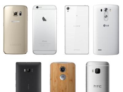 ¿Quién está ganando la batalla del diseño en el móvil?